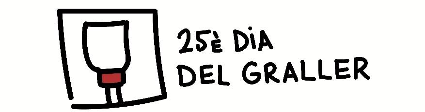 25e dia del Graller - Disculpi Studio_Horitzontal Vermell