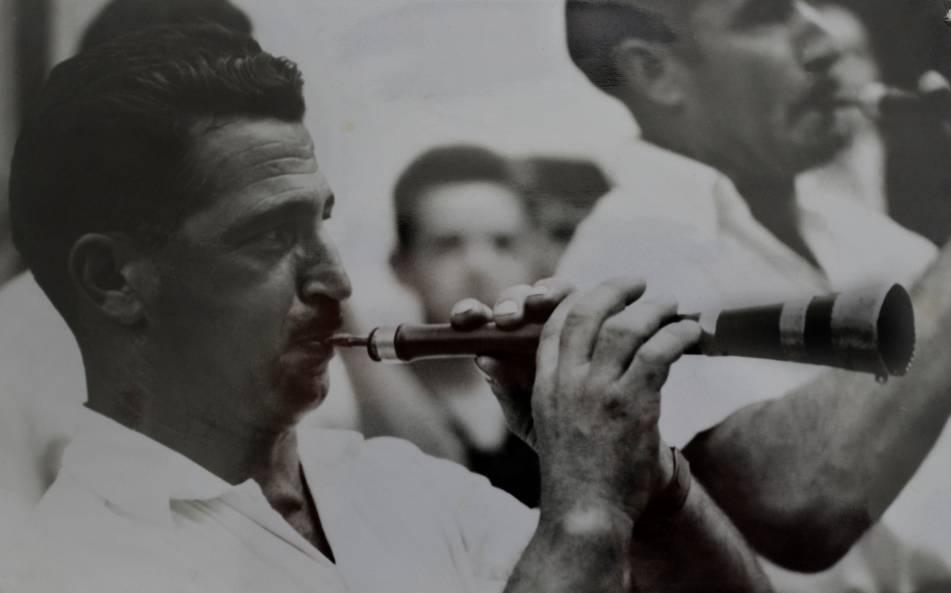 Joan Vidal 50s